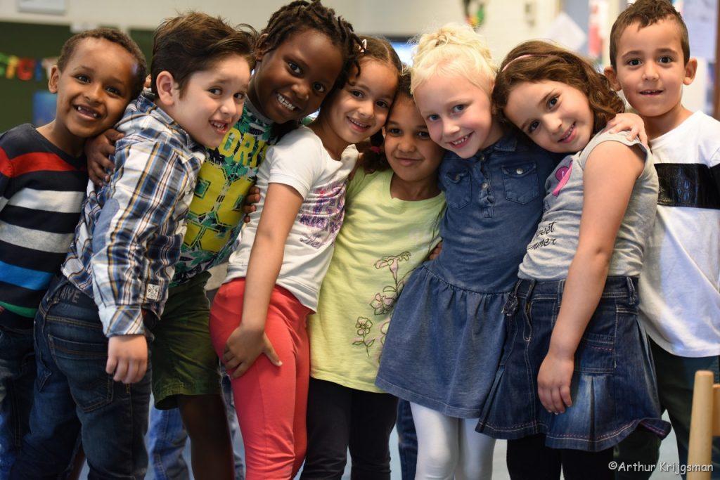 Kinderen groep 1-2